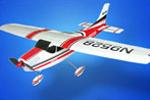 2,4 GHz-es Brushless Cessna készlet