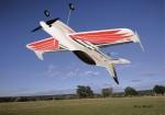 3D Műrepülő 1200 (beépített elektronikával)