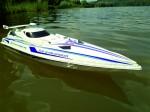Speed Along Boat