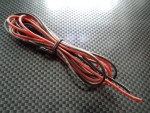 Szilikonos vezeték (2mm)