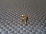 Aranyozott csatlakozó (Micro 1,4mm)