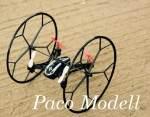 RC Alpinista drón (3 az1-ben)