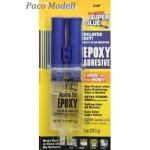 ZAP Epoxy (fecskendős, 30 perc)