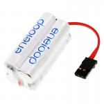 Vevő akkumulátor (Panasonic, Eneloop)
