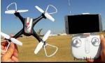 FPV  WIFI drón HD kamerával + Headlessel