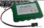 Vevő akkumulátor (6V, 1500mAh)