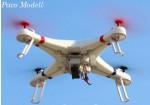 Kamera hordozó drón