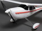Tréner Sztár (Cessna 1400 mm, beépített elektronikával)