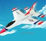 F-16 vadászgép /giroszkóppal/