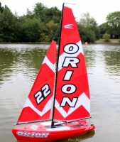 Orion RC vitorláshajó (2,4 Ghz)