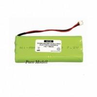 Adó akkumulátor  (7,2V)