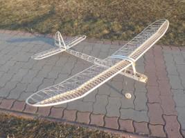 Pelikán 2600mm (szerkezet kész)