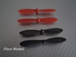 Mini quadrocopter rotor (4 db)