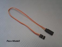 JR. szervó kábel 25cm