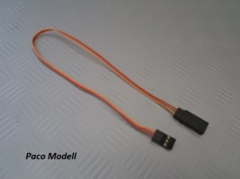 JR. szervó kábel 45cm