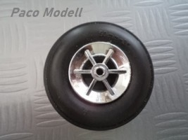 Műanyag kerék (51 mm)