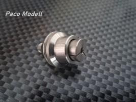Légcsavar adapter (2 mm)