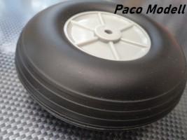 Gumi kerék (90 mm, ultrakönnyű)