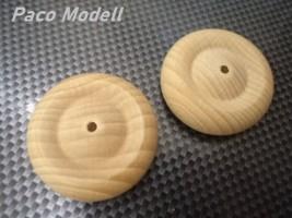Fa kerék (30 mm/2db)