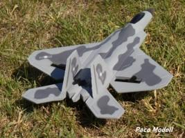F-22 2,4 GHz giroszkóppal