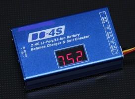 LiPoly Balance 2-4S Digi 12V
