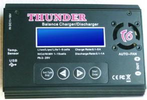 Thunder T6 12V Charger