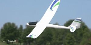 Plane 1700 (RC készlet, 4 ch távirányítóval)