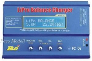B6 12V Universal Charger (intelligens akkutöltő)