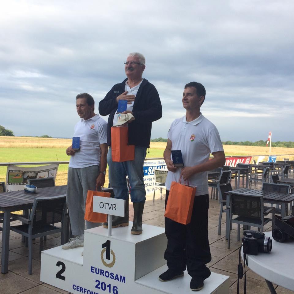 SAM Európa bajnokság OTVR
