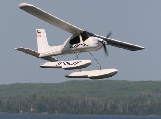Hidroplán Wilga repülőmodell