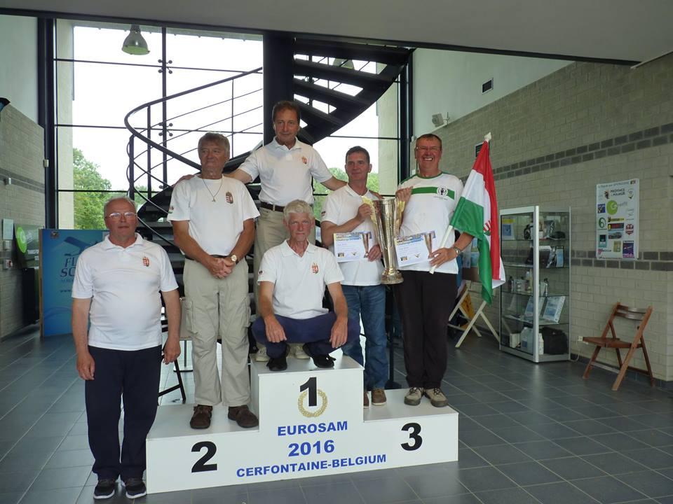 SAM Európa bajnokság